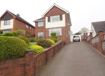Thumbnail 3 bedroom detached house to rent in Sandon Road, Stoke-On-Trent