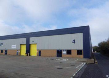 Thumbnail Light industrial to let in Unit 4 Hamilton Close, Basingstoke