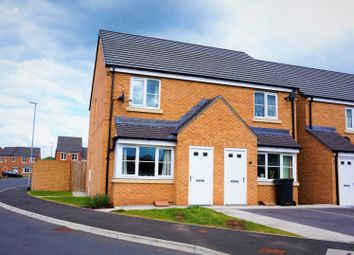 Thumbnail 2 bed semi-detached house for sale in Ash Tree Gardens, Leeds