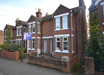 Thumbnail 3 bedroom end terrace house to rent in Recreation Road, Colchester