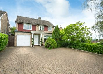 Thumbnail 4 bed detached house for sale in Woodfield Rise, Bushey, Hertfordshire