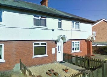 Thumbnail 2 bedroom terraced house for sale in Red Bank Lane, Market Drayton, Shropshire