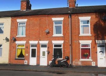 Thumbnail 2 bed terraced house for sale in West Street, Syston, Leicester