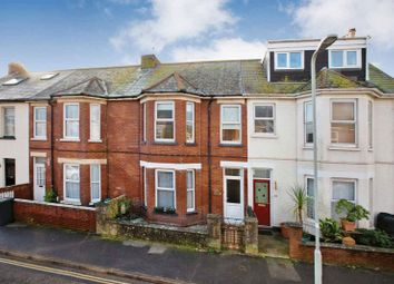 Thumbnail 3 bed terraced house for sale in Camperdown Terrace, Exmouth