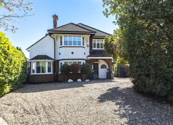 Thumbnail 4 bed detached house for sale in Oatlands Drive, Weybridge