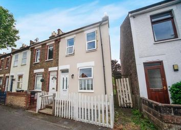 Thumbnail 2 bed end terrace house for sale in Laurier Road, Croydon