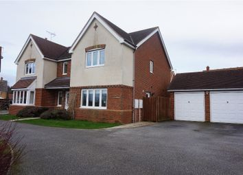 Thumbnail 5 bedroom detached house for sale in Knight Road, Woodbridge