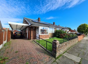 Thumbnail 2 bed bungalow for sale in Brookhouse Avenue, Farnworth, Bolton