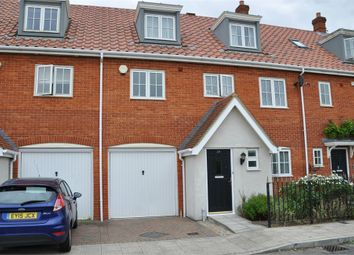 Thumbnail 3 bed terraced house for sale in Braganza Way, Beaulieu Park, Chelmsford, Essex