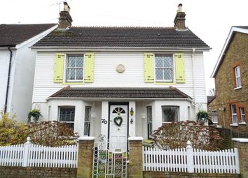 Thumbnail 2 bed detached house for sale in Station Road, West Byfleet
