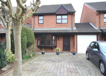 Thumbnail 4 bed detached house for sale in Durrell Way, Shepperton, Middlesex