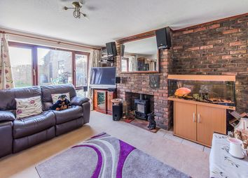 Thumbnail 3 bedroom detached house for sale in The Moorings, Conyer, Sittingbourne