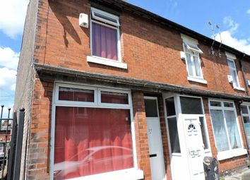 Thumbnail 2 bed end terrace house for sale in Ratcliffe Street, Levenshulme, Manchester