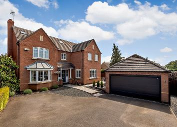 Thumbnail 6 bed detached house for sale in Millers Gardens, Market Harborough, Leicestershire