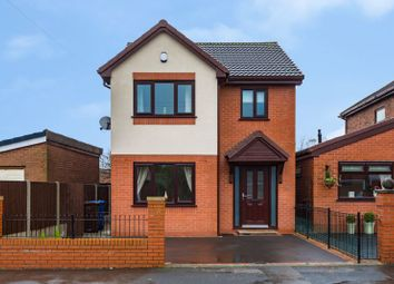Thumbnail 3 bed detached house to rent in Manor Road, Shevington, Wigan