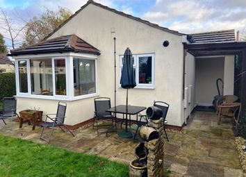Thumbnail 2 bed detached bungalow for sale in Selby Road, Riccall, York