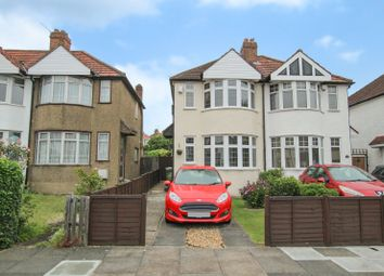 2 bed semi-detached house for sale in Curran Avenue, Sidcup, Kent DA15