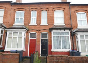 Thumbnail 3 bedroom terraced house for sale in Shenstone Road, Edgbaston
