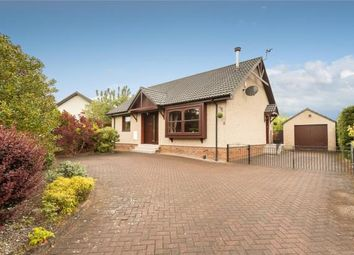 Thumbnail 4 bed detached bungalow for sale in Marshall Way, Luncarty, Perth