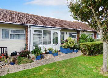 Thumbnail 2 bed terraced bungalow for sale in Manor Way, Elmer, Bognor Regis