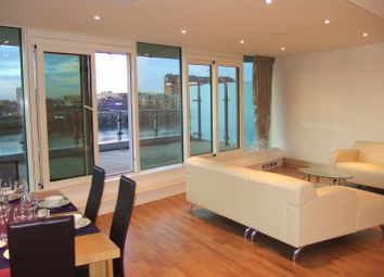 Thumbnail 3 bed flat to rent in Ensign House, Juniper Drive, Battersea