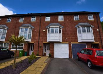 Thumbnail 3 bed town house for sale in Dan Y Graig Heights, Talbot Green, Pontyclun