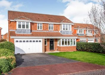 Thumbnail 5 bed detached house for sale in Crosswell Park, Ingleby Barwick, Stockton On Tees