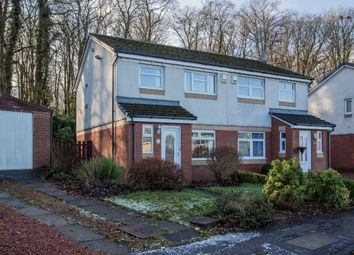 Thumbnail 3 bed semi-detached house for sale in 27 Alloway Drive, Paisley