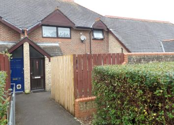 Thumbnail 1 bed maisonette to rent in St Catherines View, Hedge End, Southampton