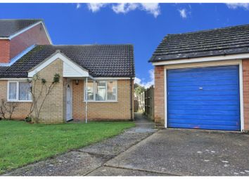 Thumbnail 2 bed semi-detached bungalow for sale in Fisher Road, Diss