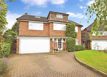 Thumbnail 6 bed detached house for sale in Garden Way, Loughton, Essex