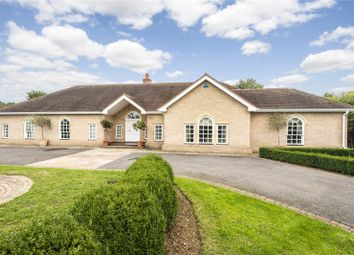 The Avenue, Godmanchester, Huntingdon, Cambridgeshire PE29. 3 bed bungalow for sale