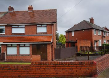 Thumbnail 3 bed semi-detached house for sale in Cutts Avenue, Rotherham