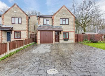 Thumbnail 4 bed detached house for sale in Bramley Close, Inkersall, Chesterfield