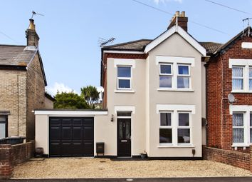 Thumbnail 3 bedroom semi-detached house for sale in Stourvale Road, Southbounre