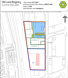 Thumbnail Land for sale in Sarah Street, Hartlepool
