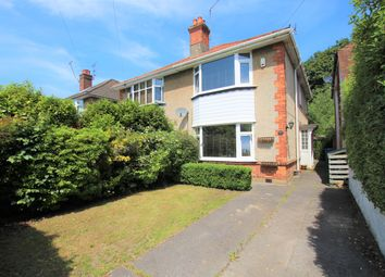Thumbnail 3 bed semi-detached house to rent in Parkstone Avenue, Parkstone, Poole