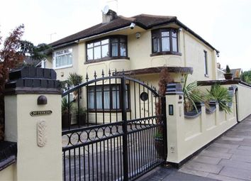 Thumbnail 3 bed semi-detached house for sale in Longbridge Road, Barking, Essex