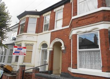 Thumbnail 6 bed terraced house to rent in Buller Street, New Normanton, Derby