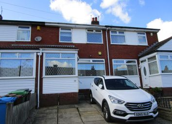 Thumbnail 3 bed town house for sale in Brandon Crescent, Shaw, Oldham