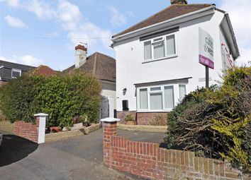 Thumbnail 2 bed detached house for sale in Seaview Road, Woodingdean, Brighton, East Sussex