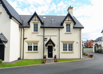 Thumbnail 2 bed flat for sale in Tullynagardy Courtyard, Newtownards