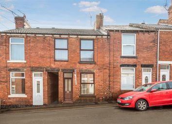 3 bed terraced house for sale in Nelson Street, Whittington Moor, Chesterfield S41