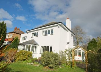 Thumbnail 4 bed detached house for sale in Hill House Road, Throckley, Newcastle Upon Tyne