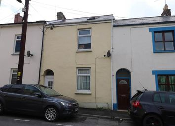Thumbnail 3 bed town house for sale in Higher Maudlin Street, Barnstaple