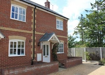Thumbnail 2 bedroom terraced house to rent in Glemsford, Sudbury, Suffolk