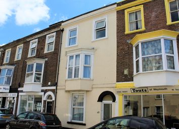 Thumbnail 1 bed flat to rent in Park Street, Weymouth
