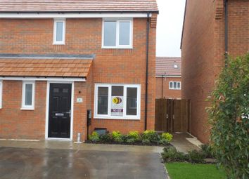 Thumbnail 3 bed terraced house to rent in Malin Close, Burton-On-Trent