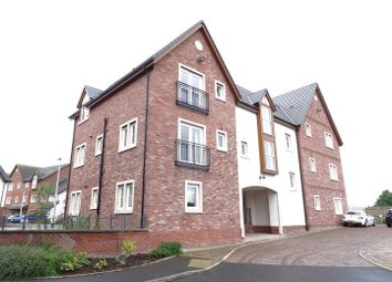 Thumbnail 2 bed flat for sale in Richard James Avenue, Carlisle