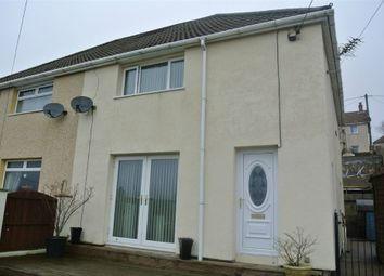 Thumbnail 3 bed semi-detached house for sale in Elgam Avenue, Blaenavon, Pontypool, Torfaen